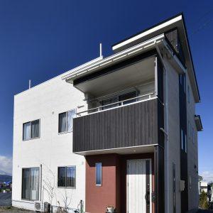 屋上付 木造 新築 プラスワンリビング