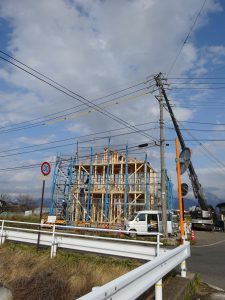 長野市 木造の新築