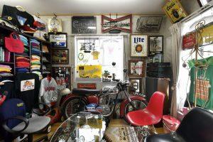 バイク リビング アメリカン