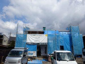 小布施町の新築