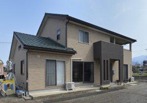 須坂市井上 2世帯住宅